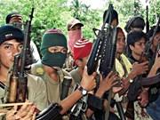 Filipinas desmantela plan de atentado de EI