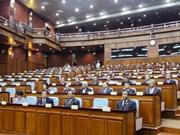 Parlamento camboyano celebra sesión plenaria después de tres meses de receso