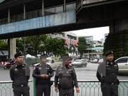 Perpetran cadena de ataques en Tailandia tras promulgación de nueva Constitución