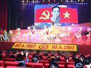 Conmemoran aniversario 110 de natalicio de líder partidista vietnamita