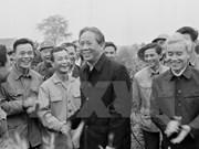 Mentalidad y visión de Le Duan: valor intacto para revolución de Vietnam