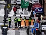 Vietnam expresa pésame a Suecia por ataque con camión en Estocolmo