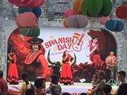 Efectúan Día Español en Hanoi
