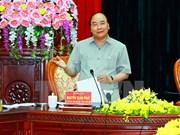 Premier vietnamita: Agricultura necesita mentes de la cuarta revolución industrial