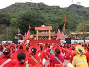 Efectúan festival dedicado a fundador legendario del cultivo en Thanh Hoa