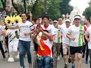 Maratón en Vietnam responde a SEA Games 29 y Para Games 9