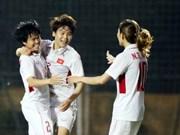 Vietnam vence a Irán por 6-1 en la eliminatoria de la copa asiática femenina
