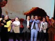 """""""Sai Gon, te amo"""" se alza con premio """"Cometa de oro 2016"""" de cine vietnamita"""