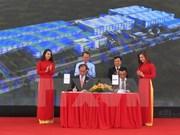 Inician en Vietnam construcción de fábrica de partes automotrices