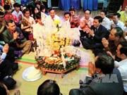 Celebran fiesta laosiana de Bunpimay en provincia norvietnamita
