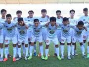 Celebrarán en ciudad vietnamita campeonato internacional de fútbol sub-19