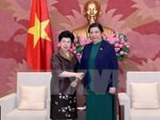 Vietnam aspira a mayor ayuda de OMS en sector de salud pública