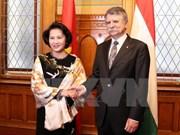 Efectúan coloquio de cuestiones legales entre Parlamentos de Vietnam y Hungría