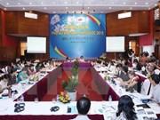 Efectúan en Vietnam foro para el empoderamiento económico de la mujer