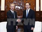 Presidente Dai Quang afirma apoyo a cooperación entre VNA y Kyodo News