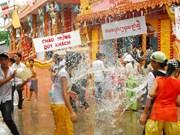 Felicitan a comunidad khmer en fiesta de Año Nuevo Chol Chnam Thmay