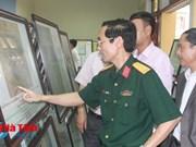 Exhiben muestras de soberanía marítima de Vietnam en Ha Tinh