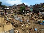 Dos muertos por inundación en Indonesia