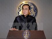 Tailandia levantará restricciones a partidos políticos