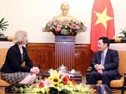 Vietnam y Nueva Zelanda estrechan asociación integral