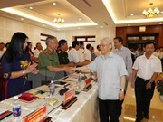 Líder partidista vietnamita pide a Gia Lai centrarse en agricultura de alta calidad