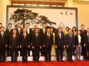 Vietnam y China robustecen colaboración en labores de prensa