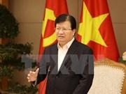 Debaten en Vietnam medidas para asegurar metas de crecimiento económico