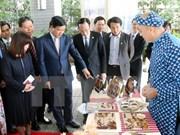 """Inauguran festival """"Días de Ciudad Ho Chi Minh en Osaka 2017"""""""