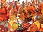Camboya festeja el Año Nuevo Khmer