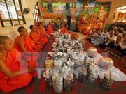 Felicitan a comunidad Khmer en ocasión de festival Chol Chnam Thmay