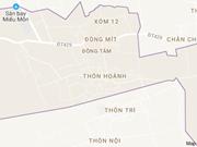 Cuatro detenidos por alterar el orden público en Hanoi
