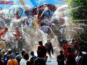 Al menos 14 muertos en Myanmar durante fiesta tradicional del agua