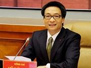 Piden mayor acción del Comité Olímpico de Vietnam en el desarrollo deportivo