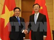 Vietnam y China acuerdan medidas para impulsar cooperación bilateral