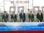 Presidente vietnamita inspecciona preparativos de Cumbre de APEC