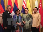 Fortalecen relación amistosa Vietnam - Laos