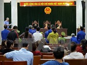 Condenan a prisión en Vietnam a sujetos por fraude millonario
