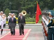 Premier de Sri Lanka concluye visita a Vietnam