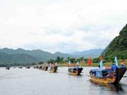 Turismo de Quang Binh recuperado tras incidente ambiental