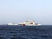 Vietnam y China efectúan primer patrullaje conjunto en 2017