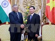 Vietnam e India por elevar comercio bilateral a 15 mil millones de dólares en 2020