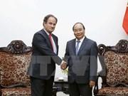 Premier vietnamita recibe a líder de CPA