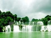 Zona de cascada Ban Gioc devenirá en destino turístico clave de Vietnam