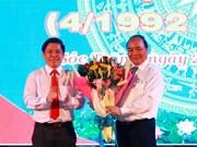 Premier exige prestar mayor atención a grupos emprendedores en Soc Trang