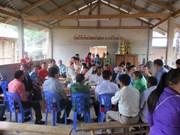 Localidades de Vietnam y Laos impulsan cooperación