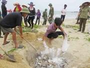 Exigen transparencia de compensación a personas afectadas por incidente ambiental en Vietnam