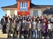 Celebran Foro de intelectuales jóvenes vietnamitas en Suiza