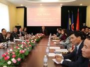 Buscan mejorar enseñanza del idioma vietnamita en Ucrania