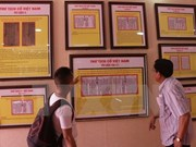 Vietnam reafirma soberanía en Mar del Este con exhibición de evidencias históricas