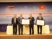 Vietnam y Tailandia promueven cooperación en lucha antidroga
